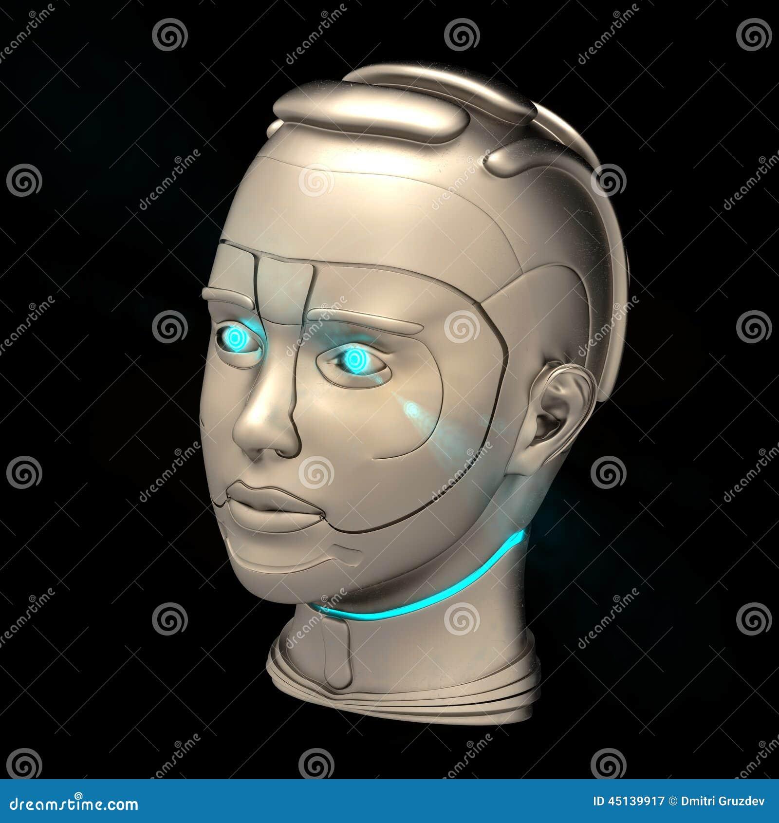 Cabeza del Cyborg