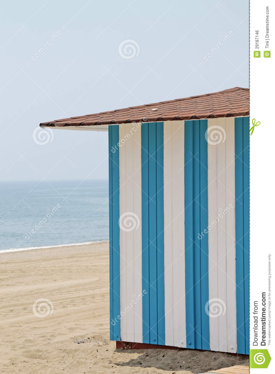 Cabin by the sea royalty free stock image image 29187146 for Cabin by the sea
