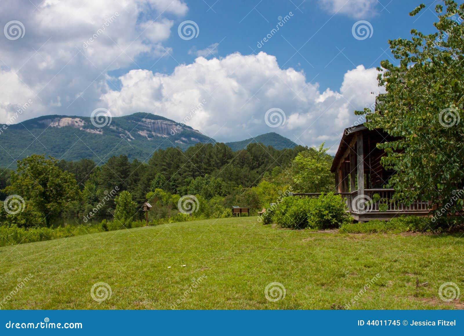 Cabina de la montaña