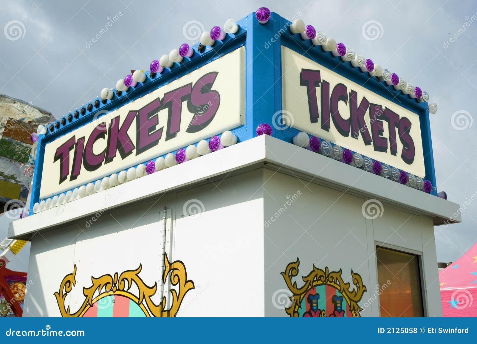 Cabina di biglietto