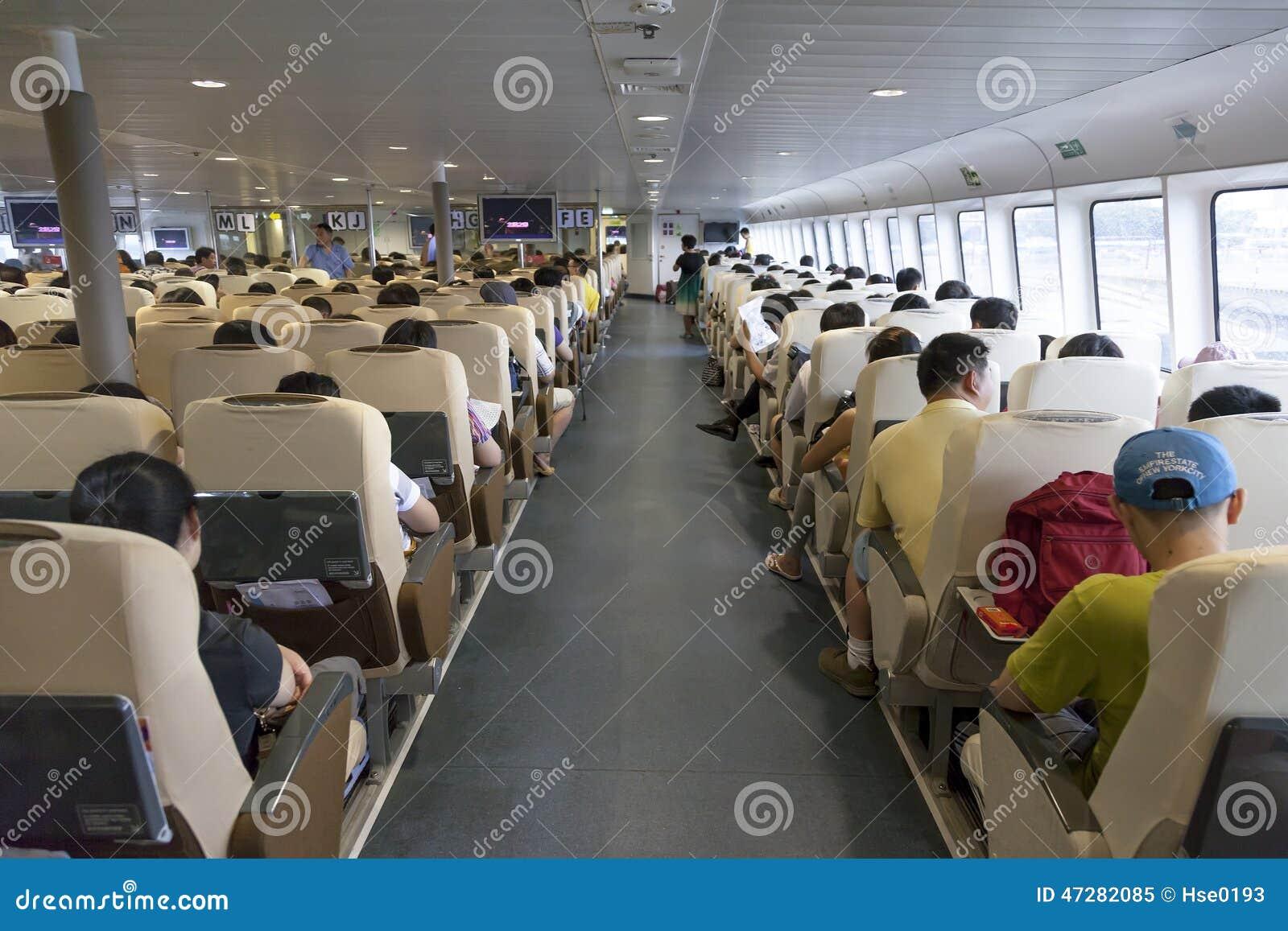 Cabina di passeggero interna della nave immagine for Planimetrie della cabina di log