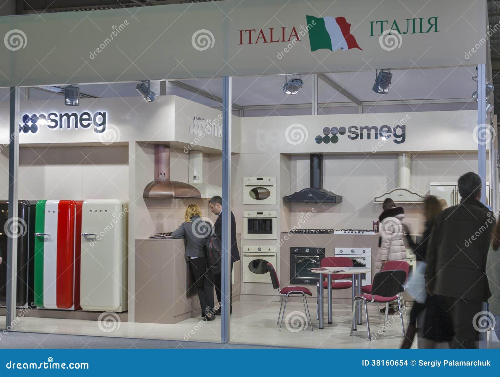 Cabina italiana del produttore di elettrodomestico di smeg for Cabina del biscotto di marthastewart com