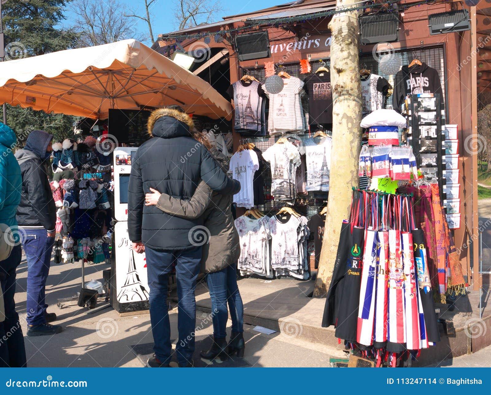 Cabina Parigi Francia della foto di Selfie del chiosco del ricordo