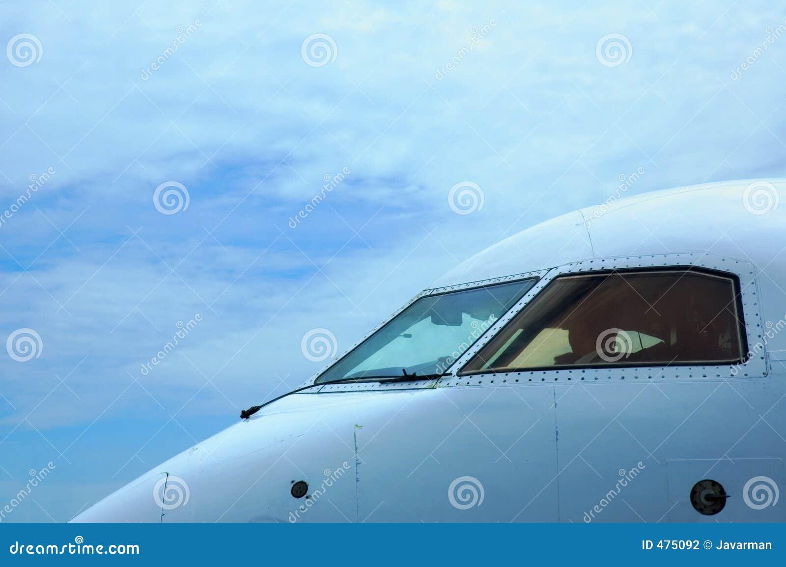Cabine d avion