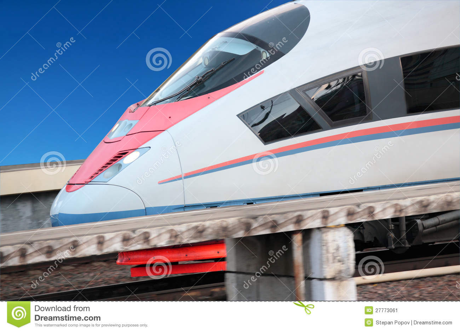 Cabine d un train à grande vitesse