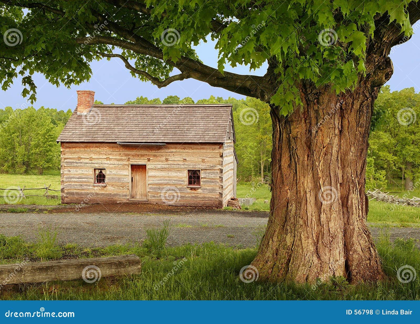 Cabine da família de Joseph Smith