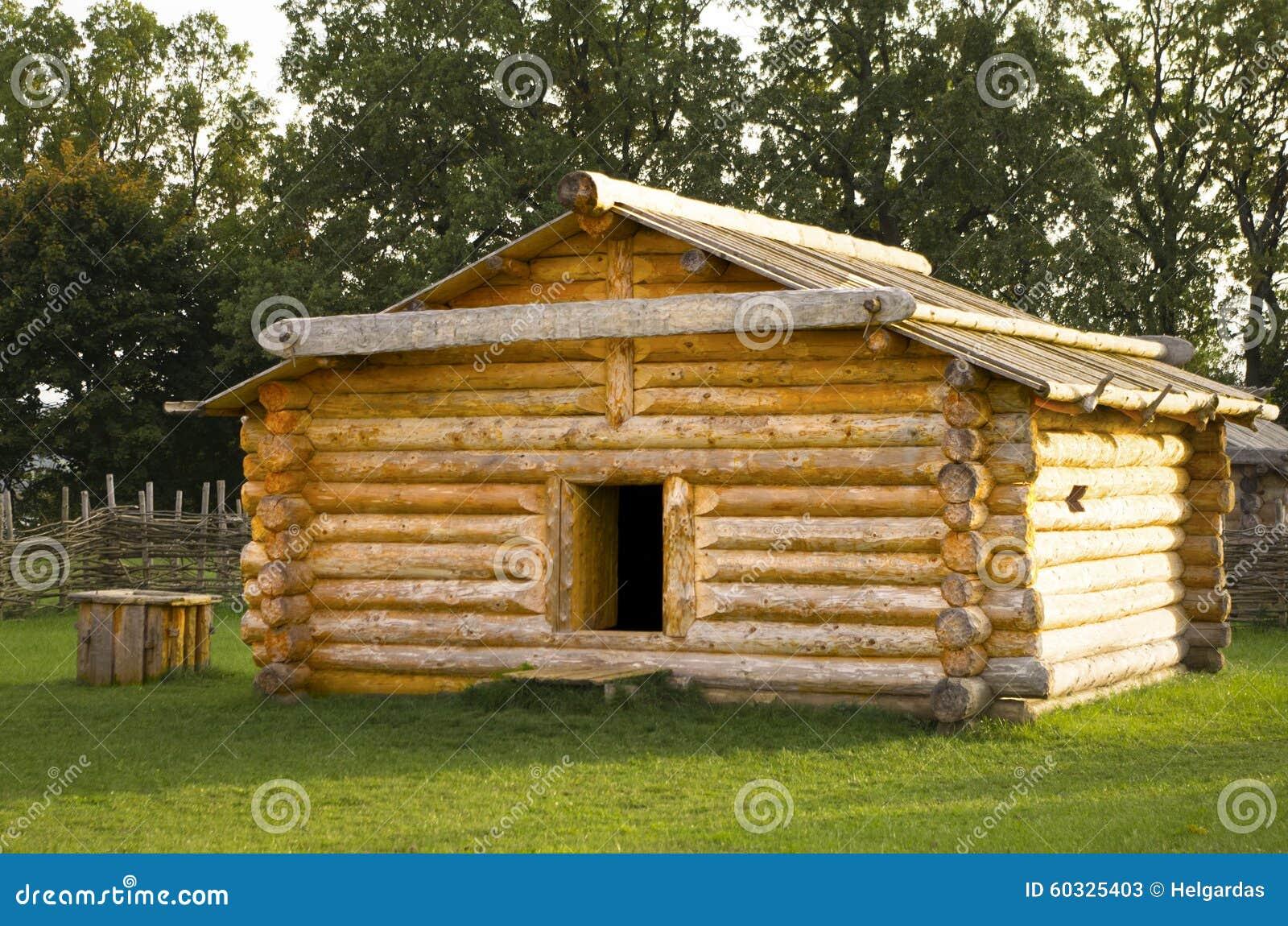 Cabine de madeira