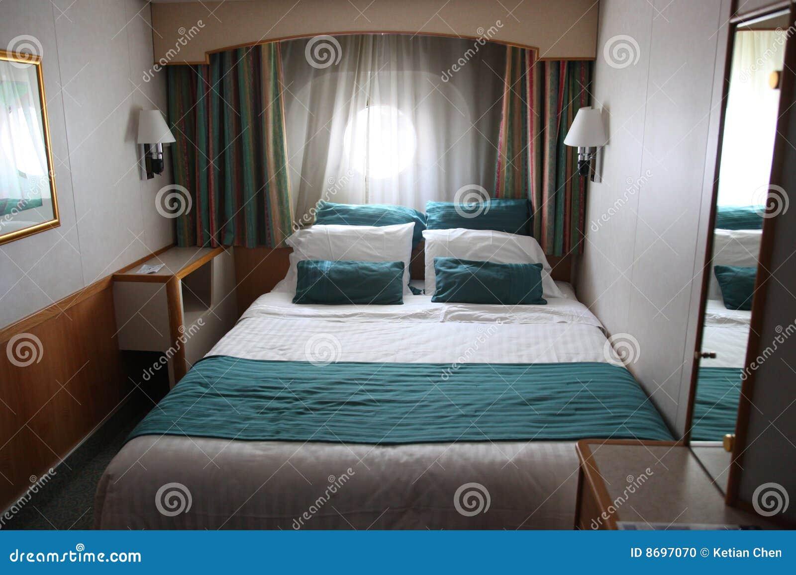 Cabine do navio de cruzeiros foto de stock imagem de for L hotel della cabina islanda