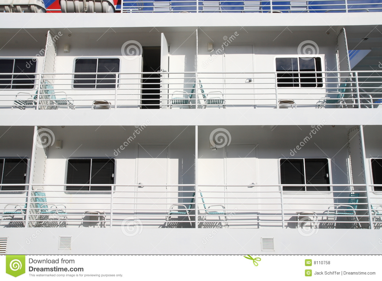 Cabins On Cruise Ships Royalty Free Stock Photos Image