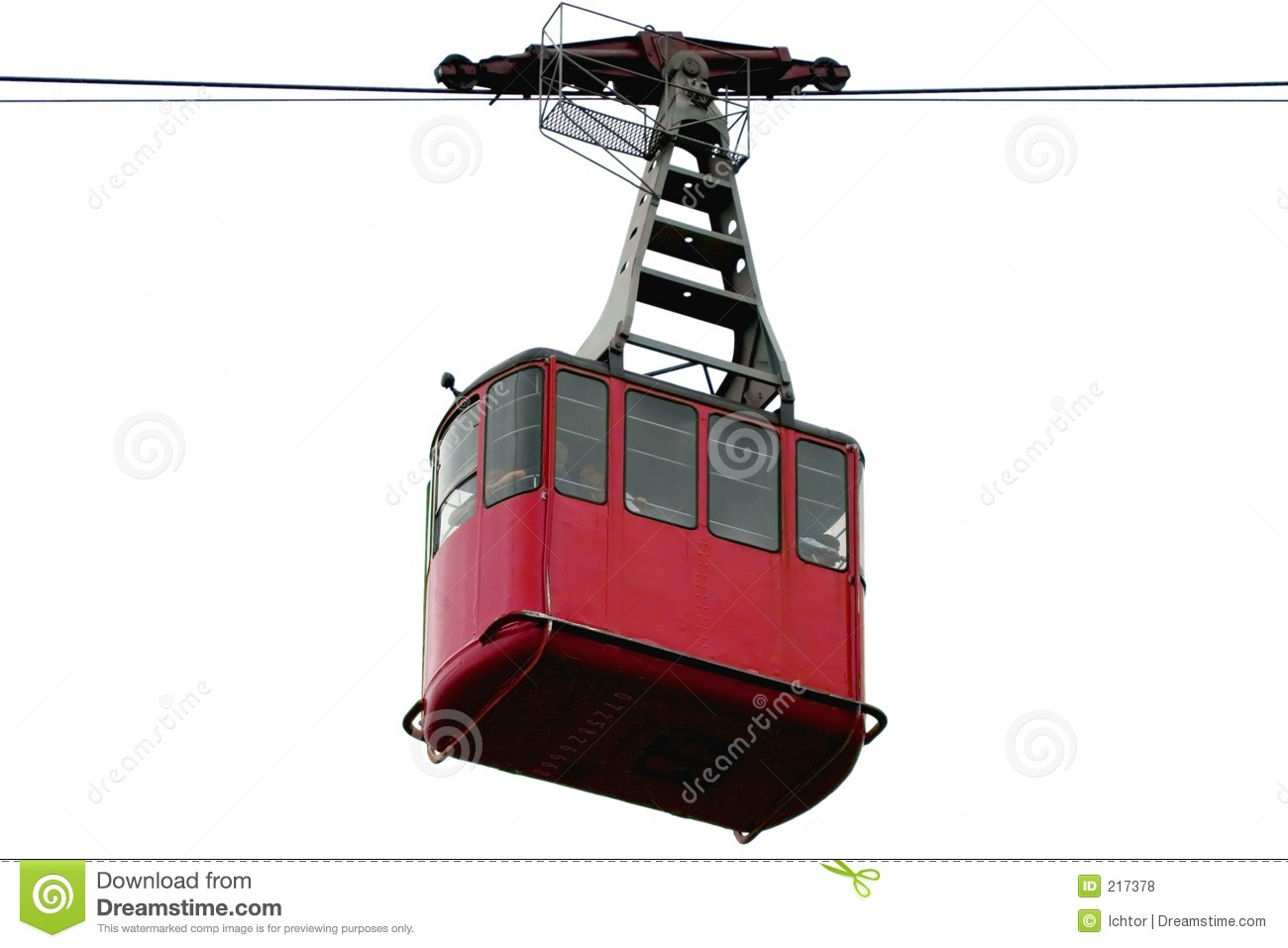 Cable Car Royalty Free Stock Photos - Image: 217378