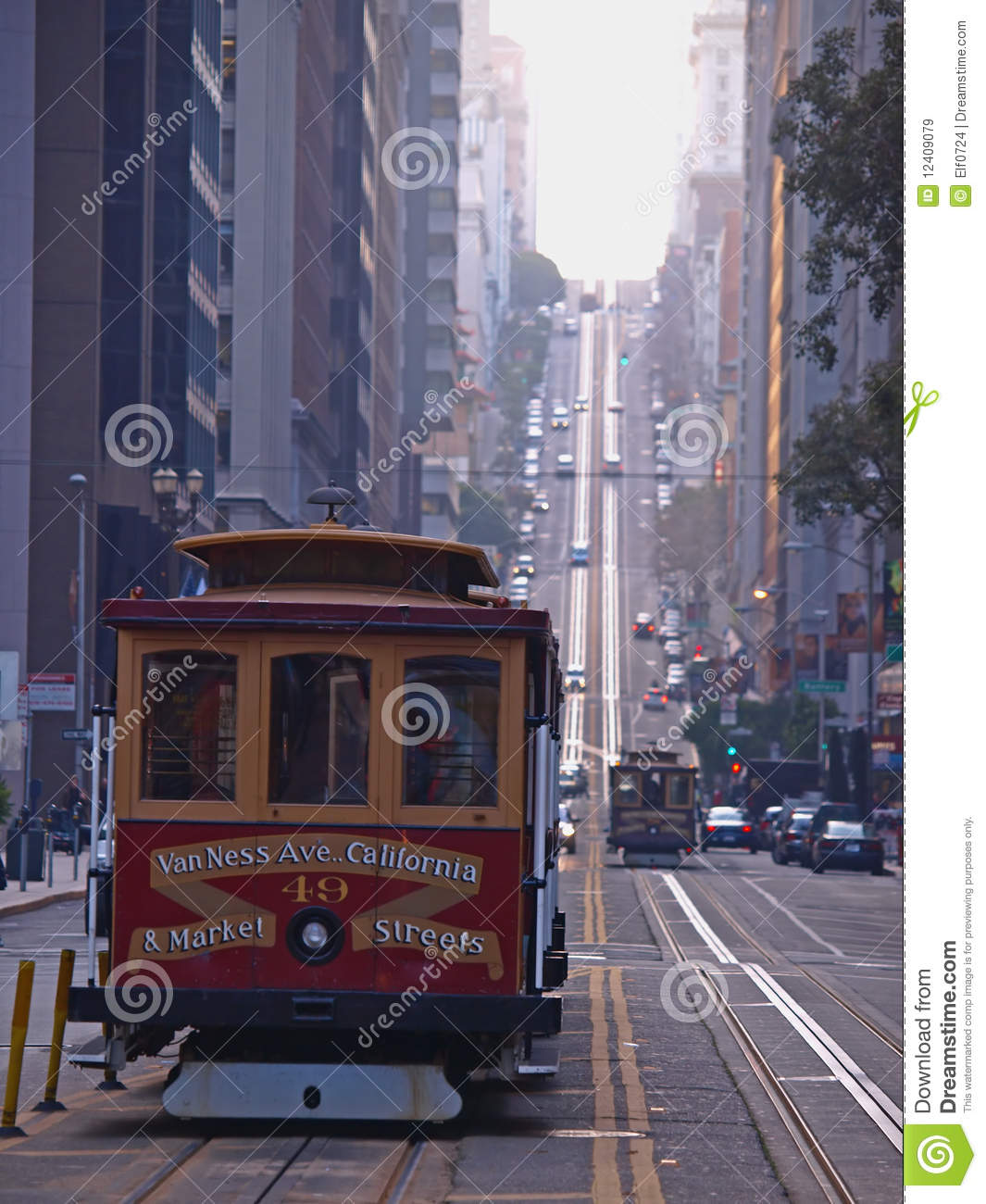 Cable Car of San Francisco