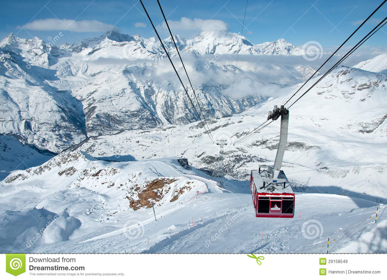 Swiss Cable Car Prices