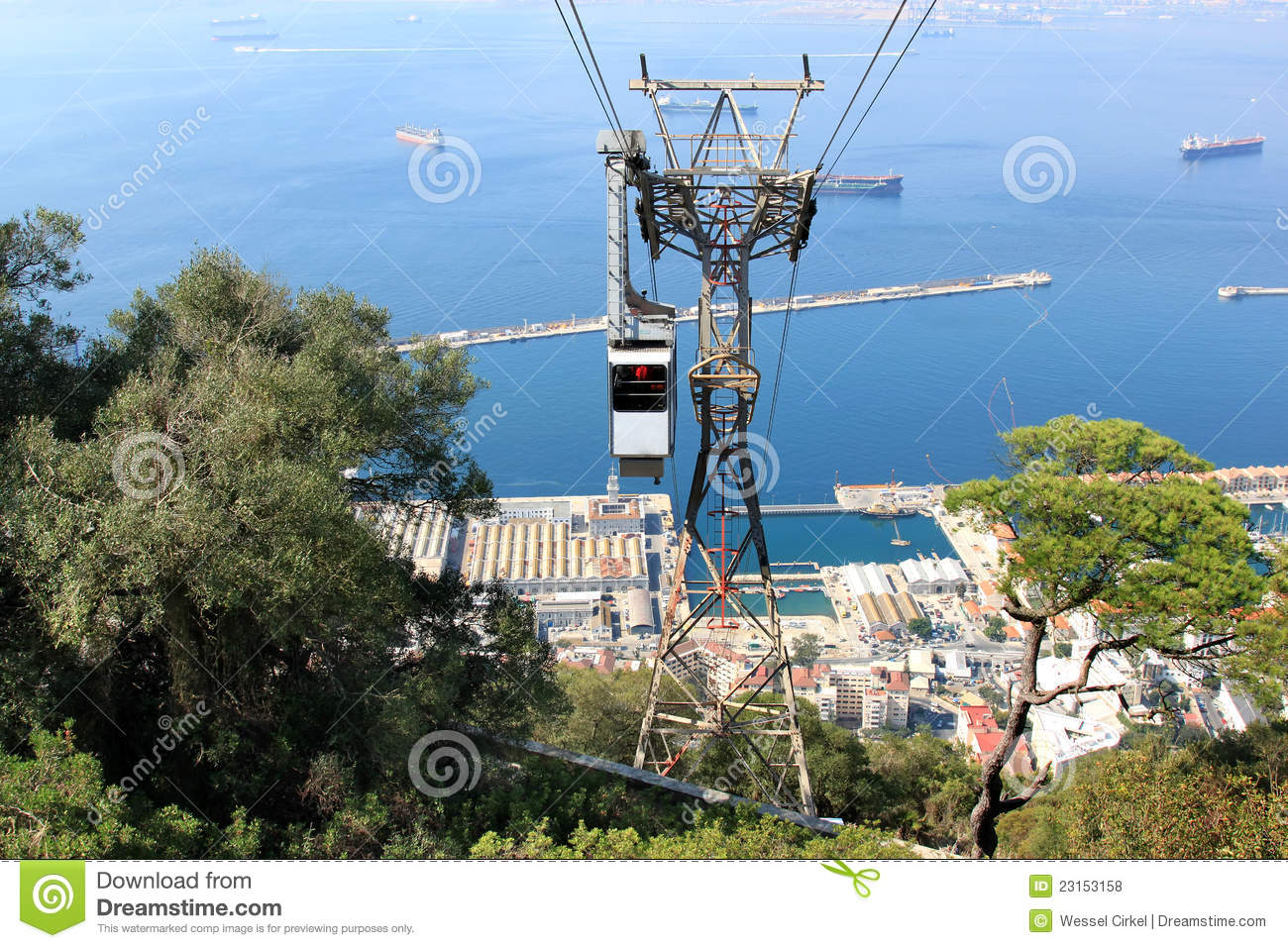 Rock Of Gibraltar Cable Car Prices