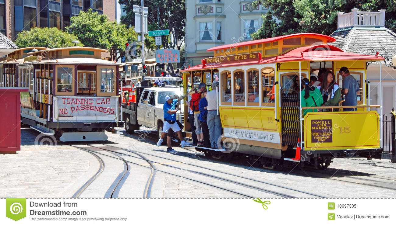 Using Cable Cars In San Francisco