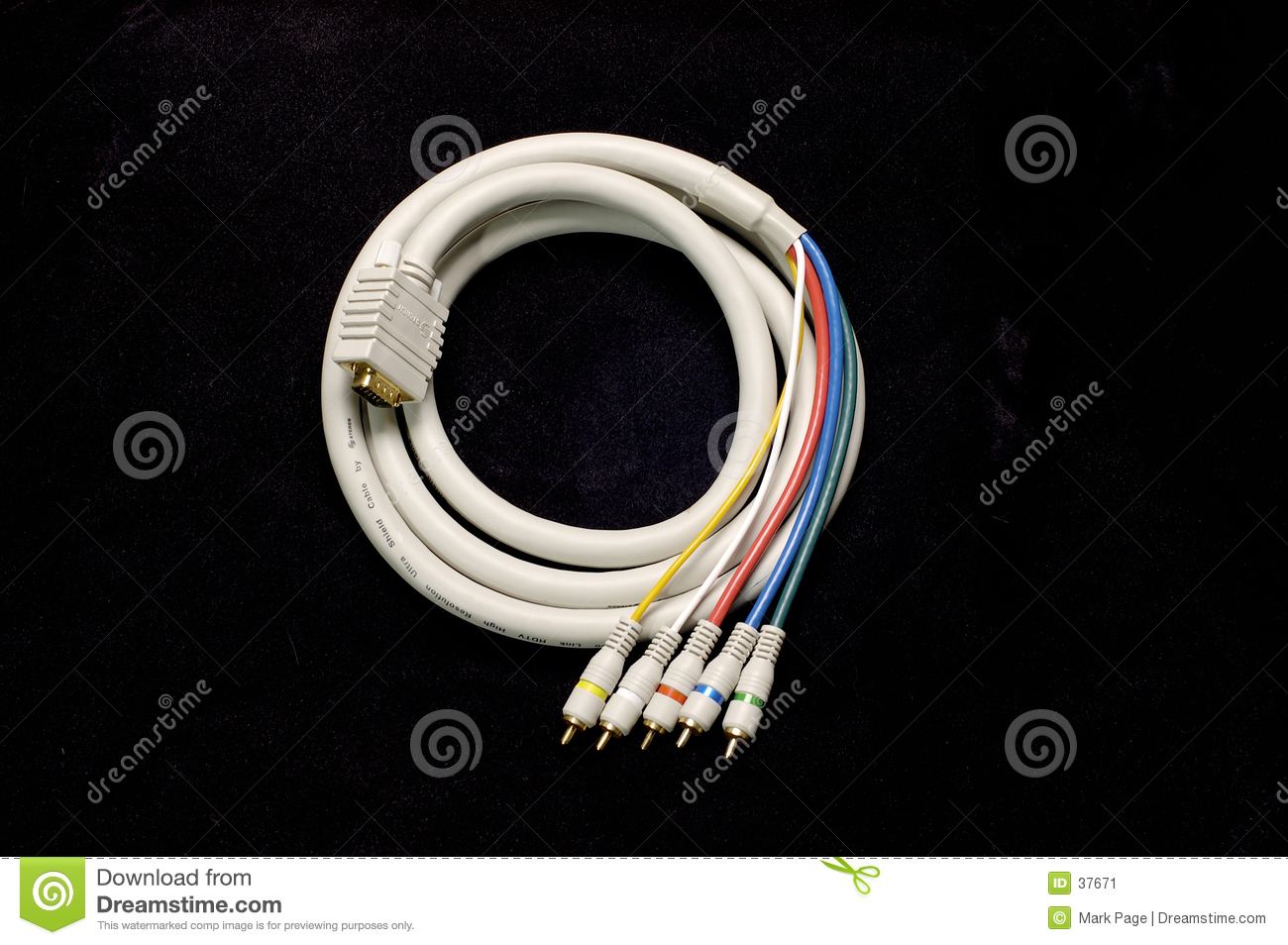 Cable hdtv