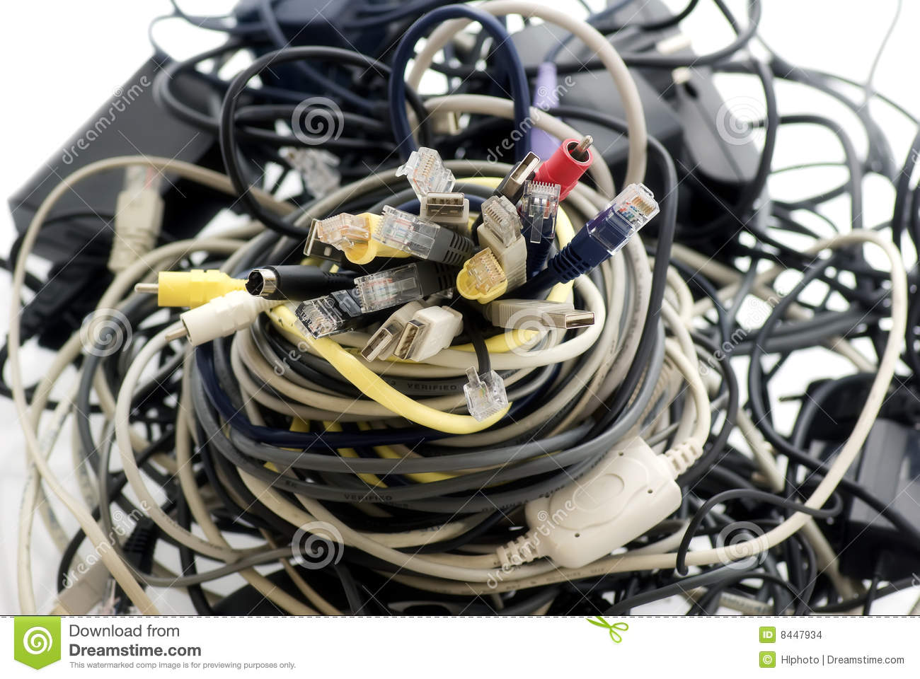 Cable Salad