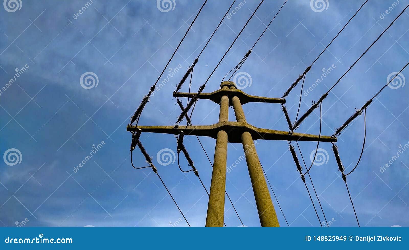Cables y alambres de tensi?n