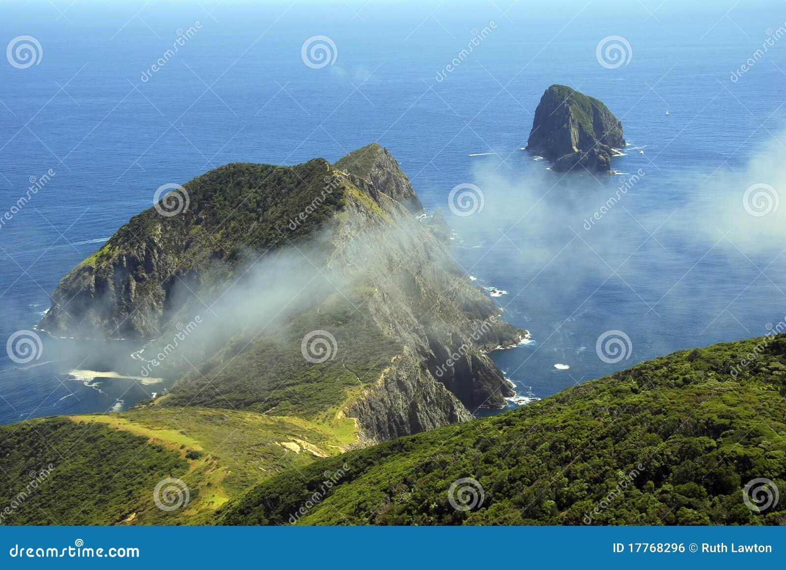 Cabo Brett - bahía de las islas