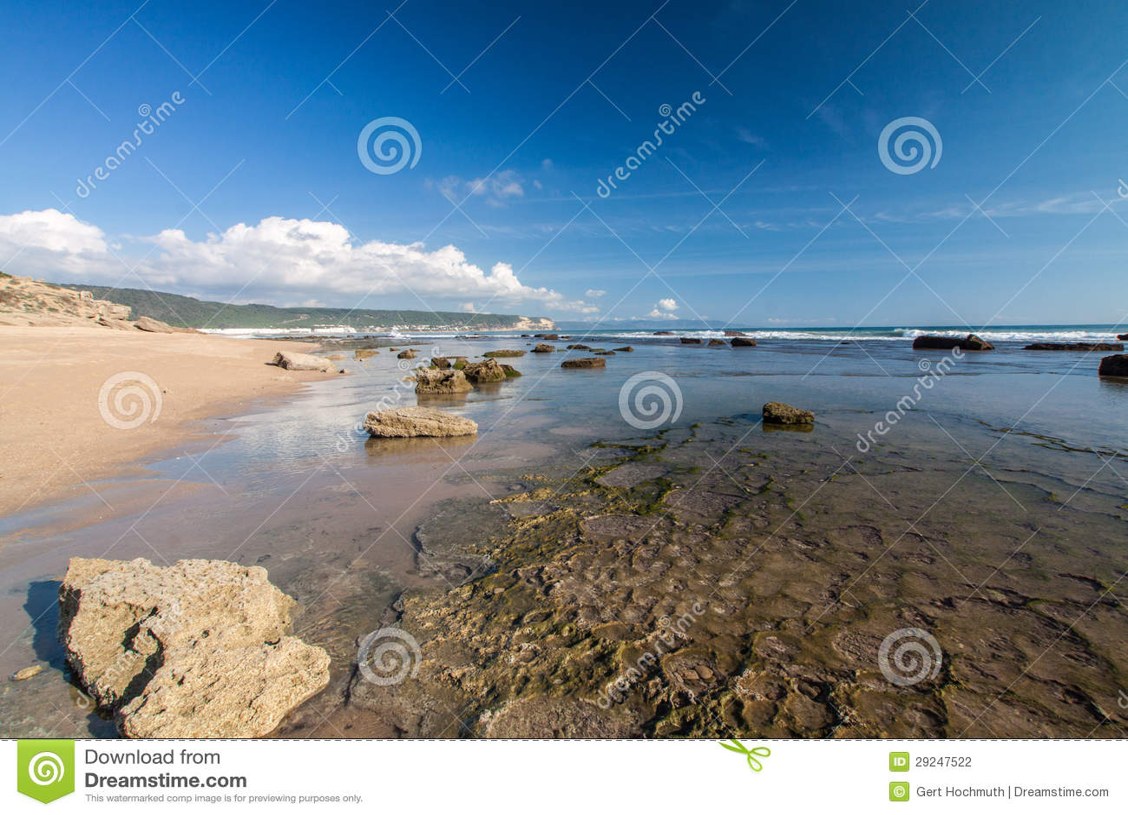 Download Cabo de Trafalgar foto de stock. Imagem de ensolarado - 29247522