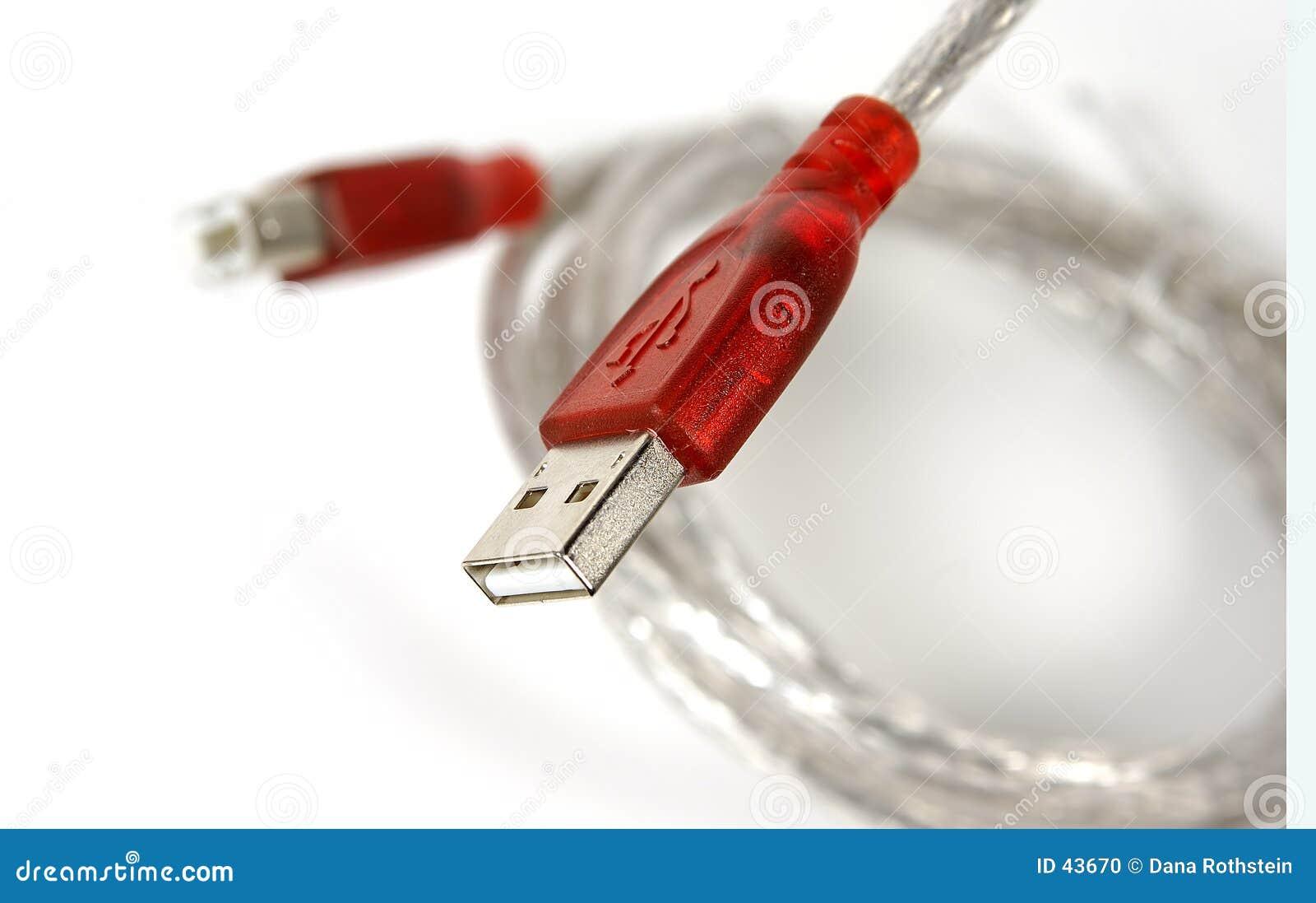 Cabo do USB
