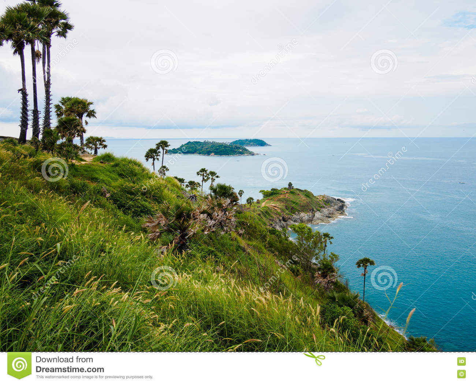 Cabo phuket Tailandia de Phromthep