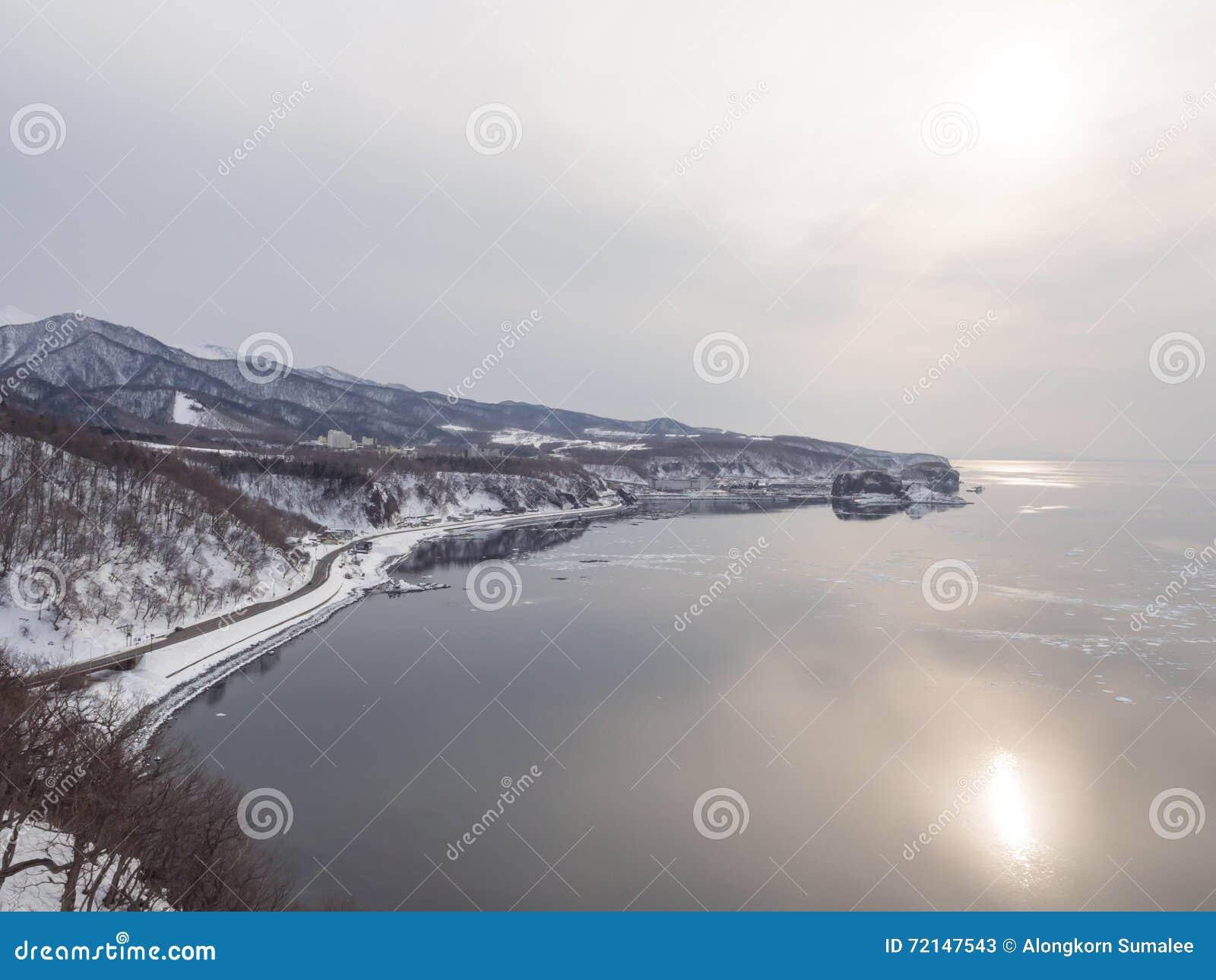 Cabo Puyuni, ciudad de Utoro, Shiretoko, Hokkaido, Japón