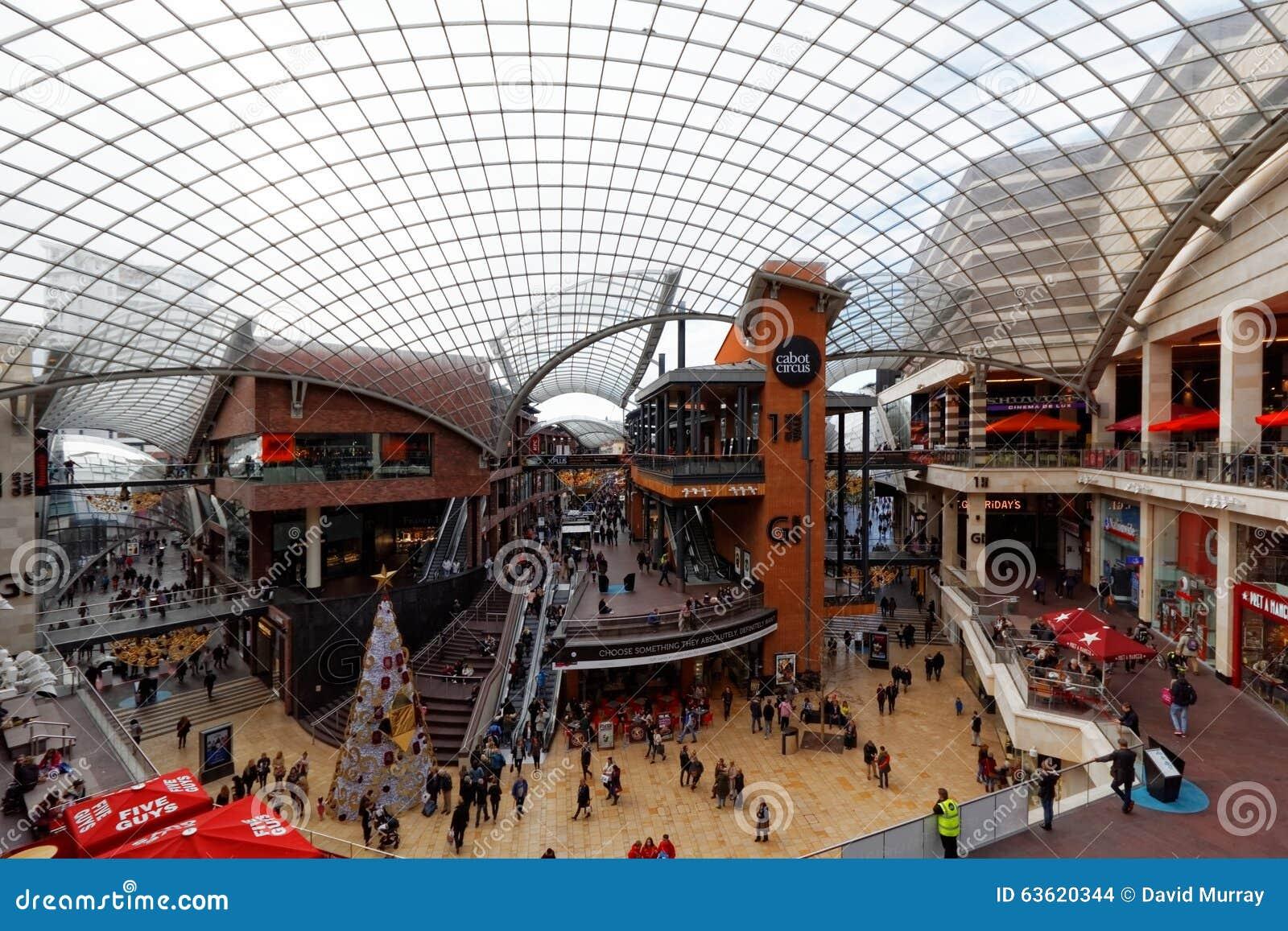 b90821c3a2dc3 Editorial Photograph of Cabot Circus Shopping Centre. Close to the City  Centre
