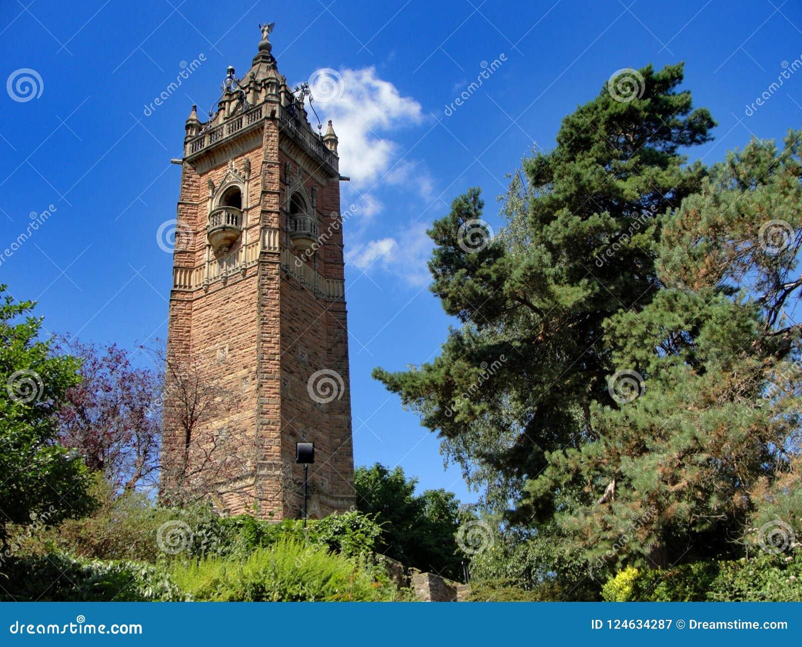 Cabot Tower - Brandon Hill Nature Park