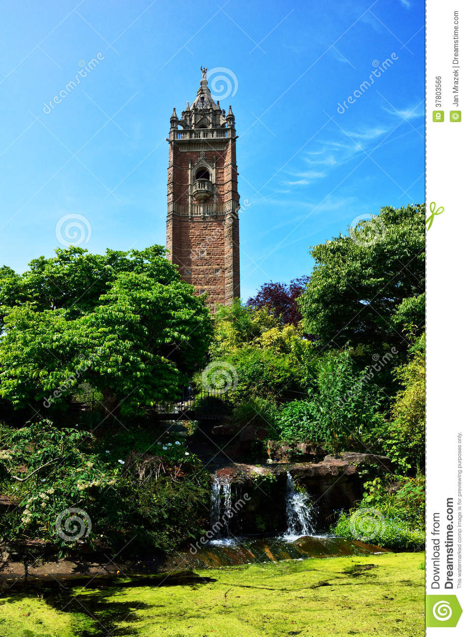 Cabot Tower en Bristol