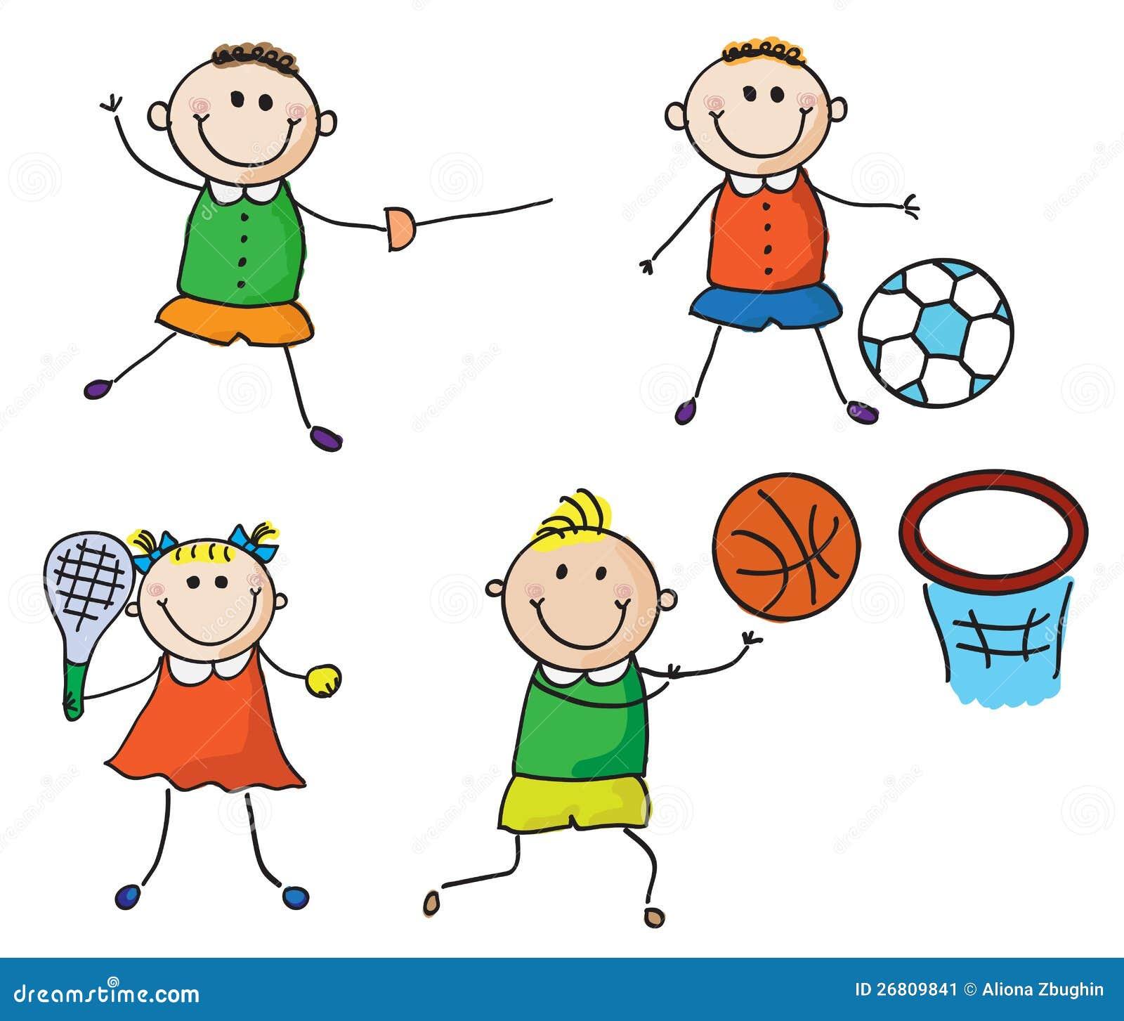 Cabritos del deporte