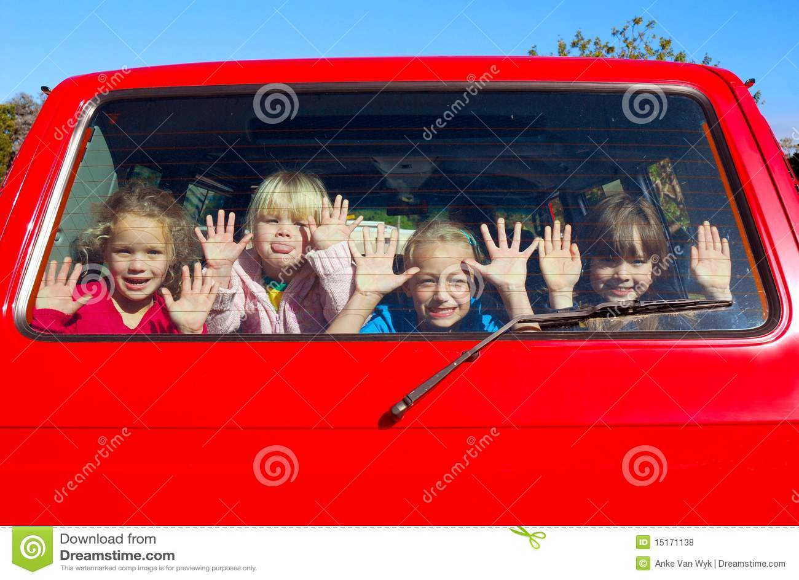 Cabritos en tránsito