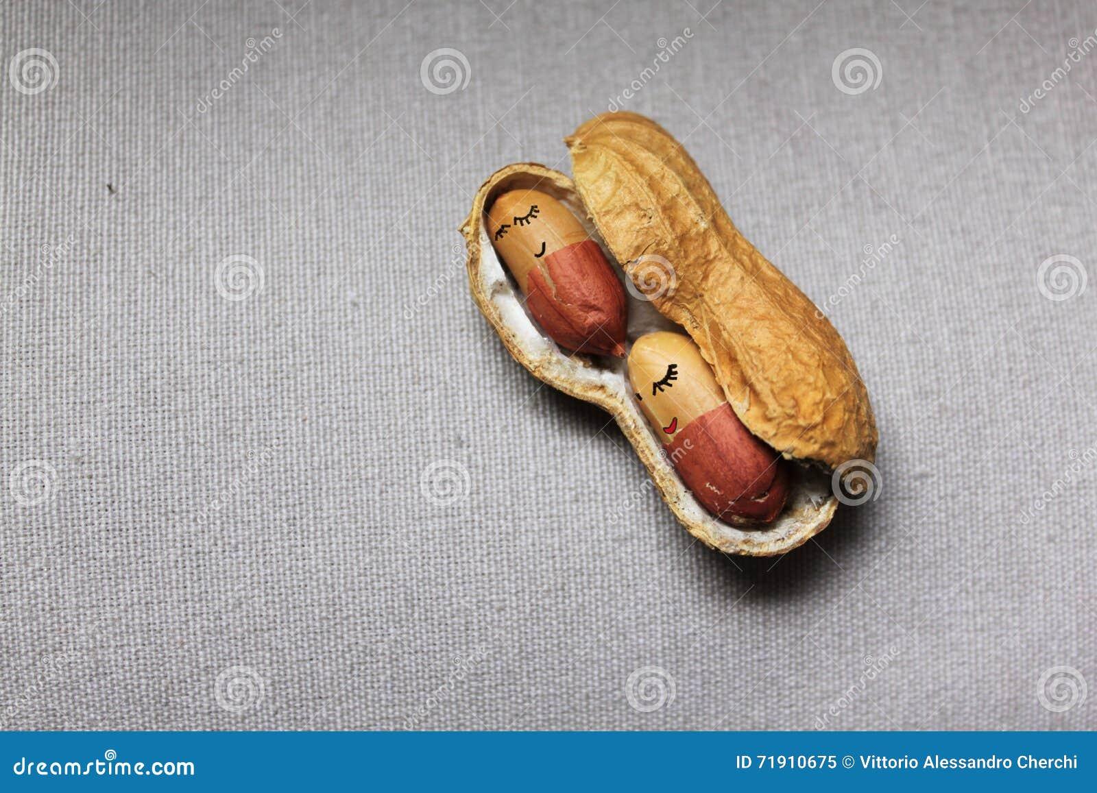 Cacahuetes soñolientos
