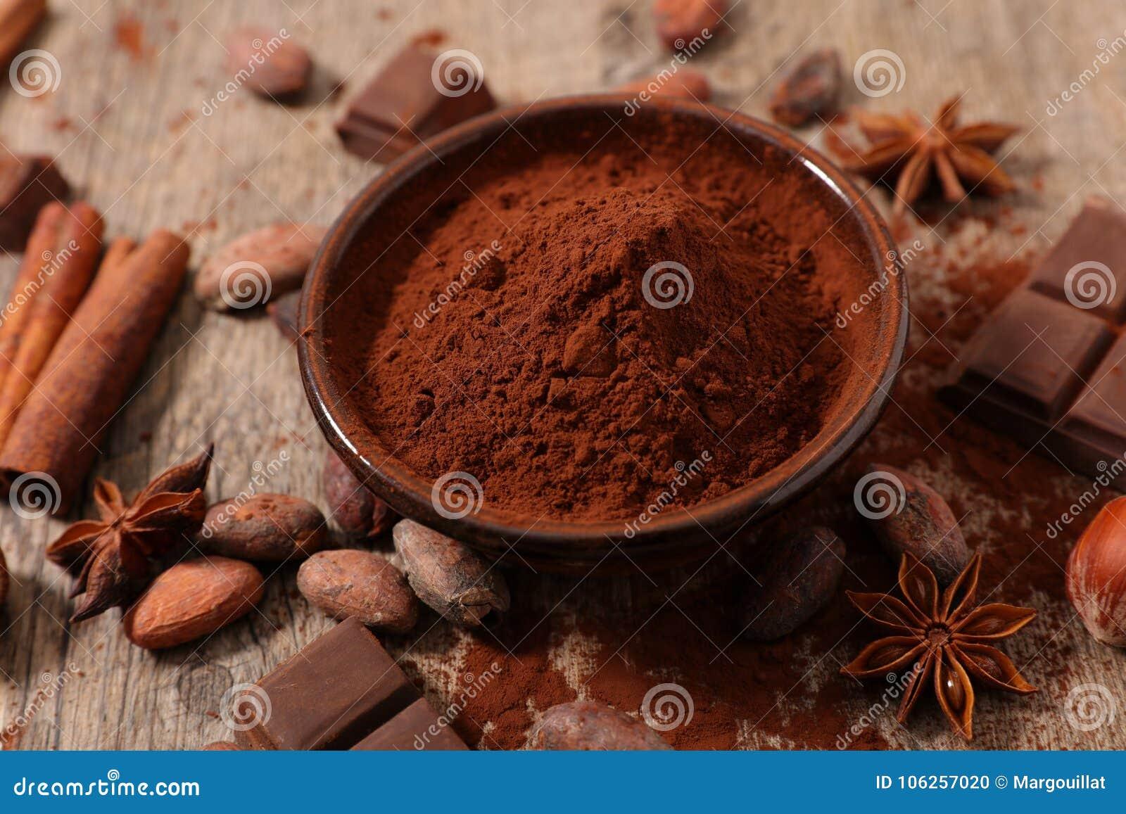Cacao e fagiolo