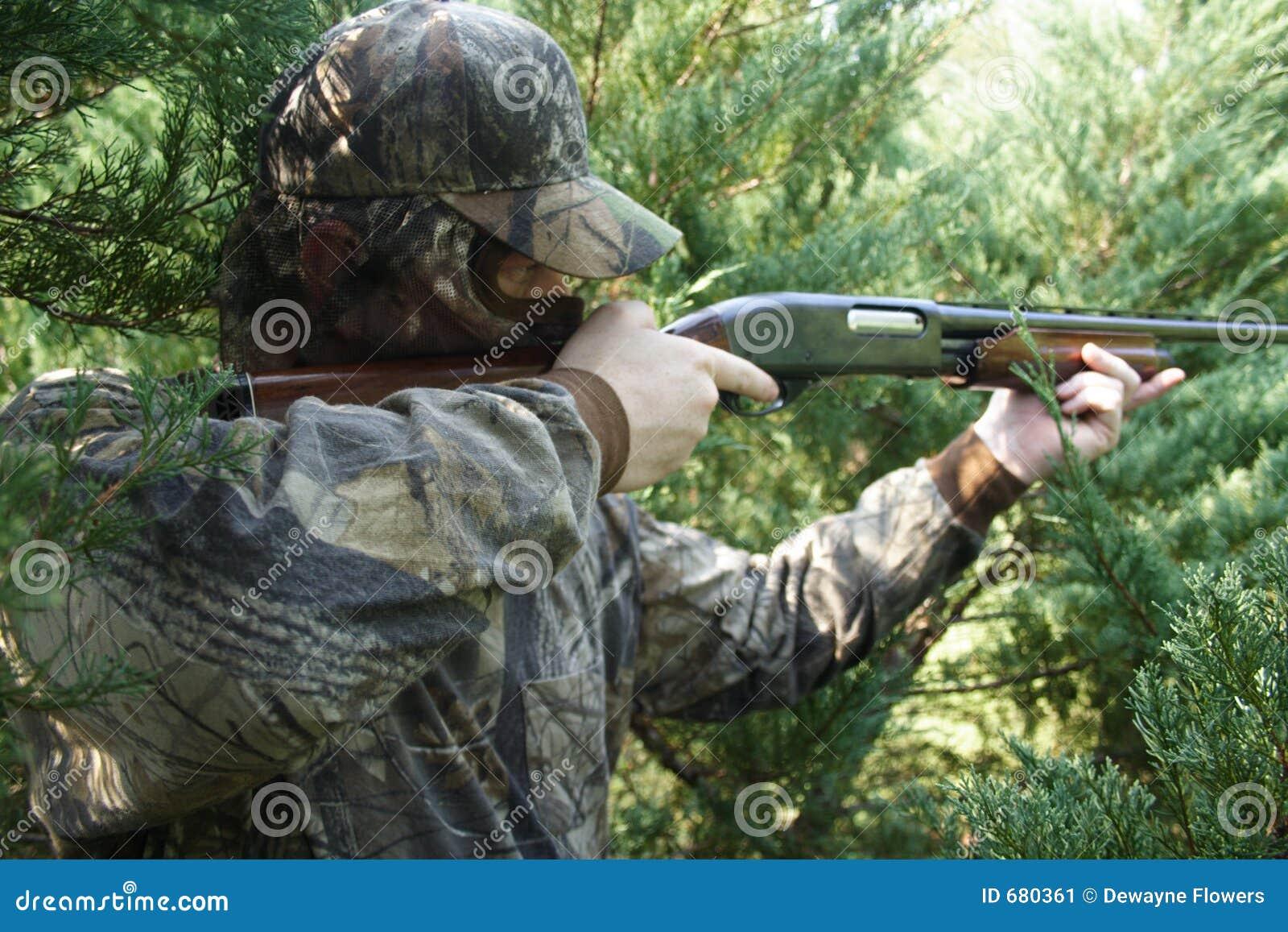 Caccia del cacciatore