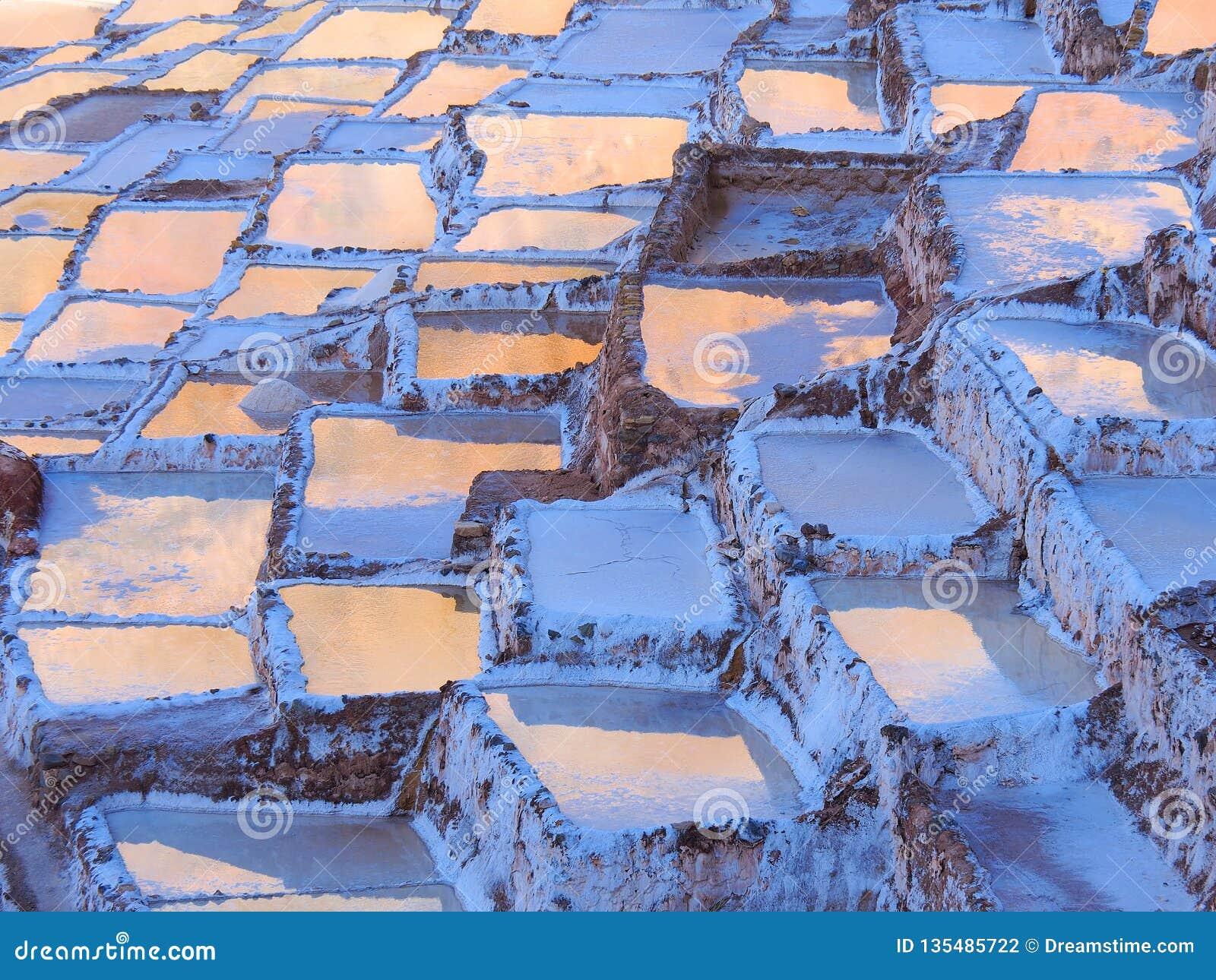 Cacerolas Salineras de Maras, Perú de la sal