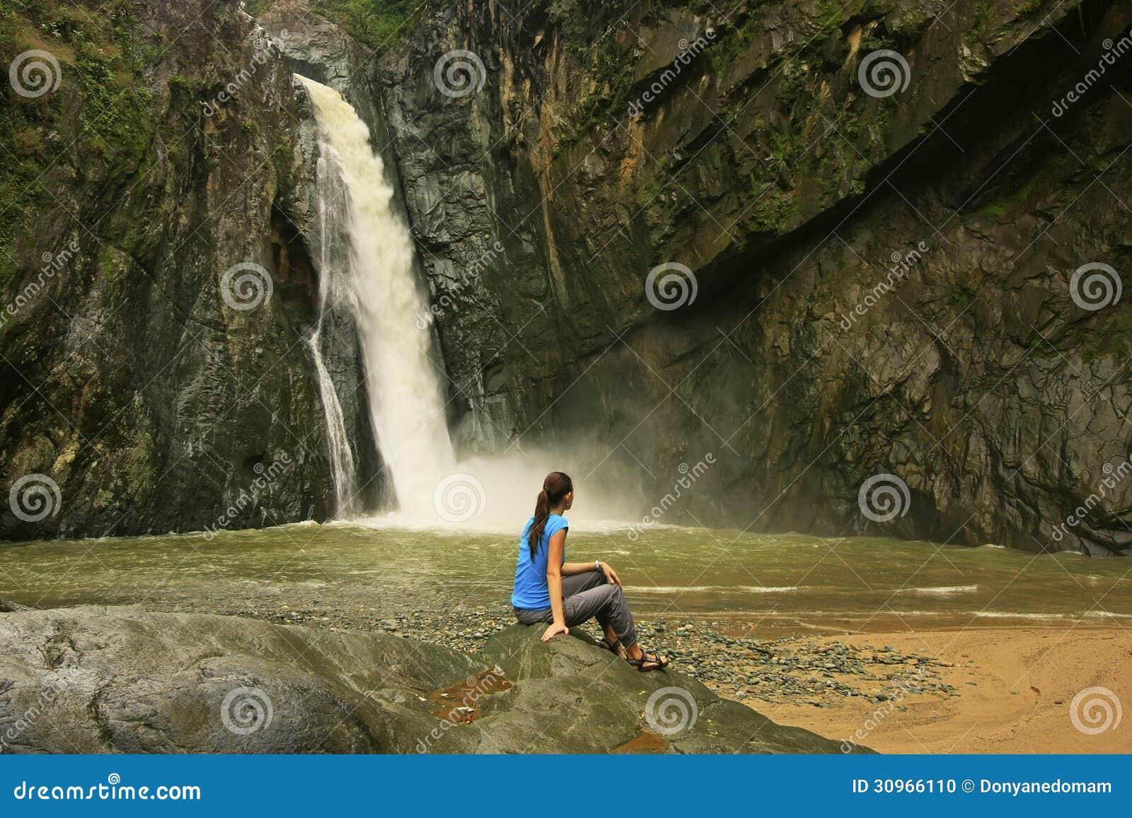 Cachoeira da ONU de Salto Jimenoa, Jarabacoa