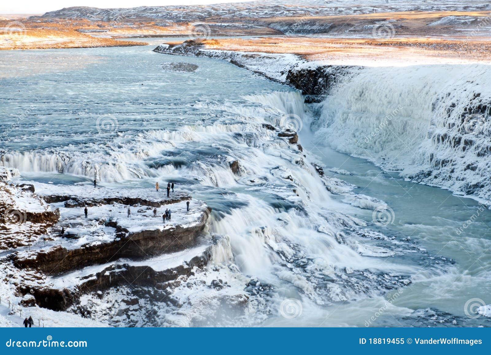 Cachoeira de Gullfoss