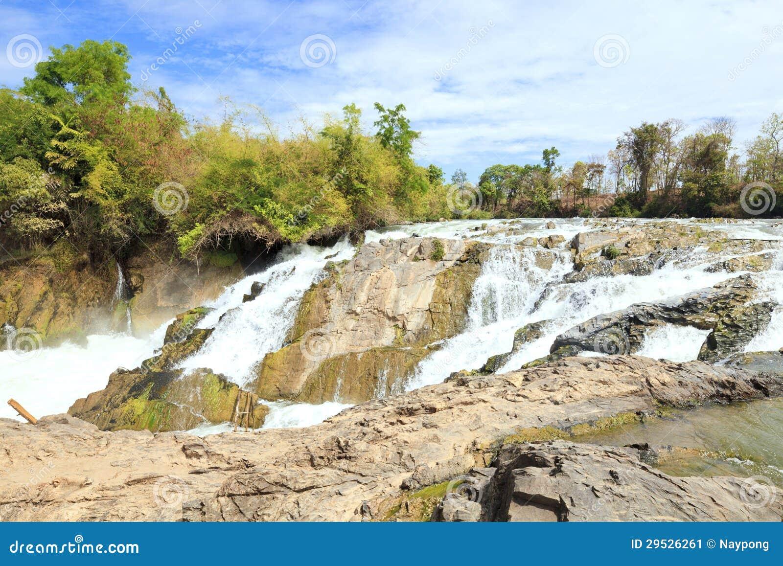 Cachoeira de Khone Phapheng