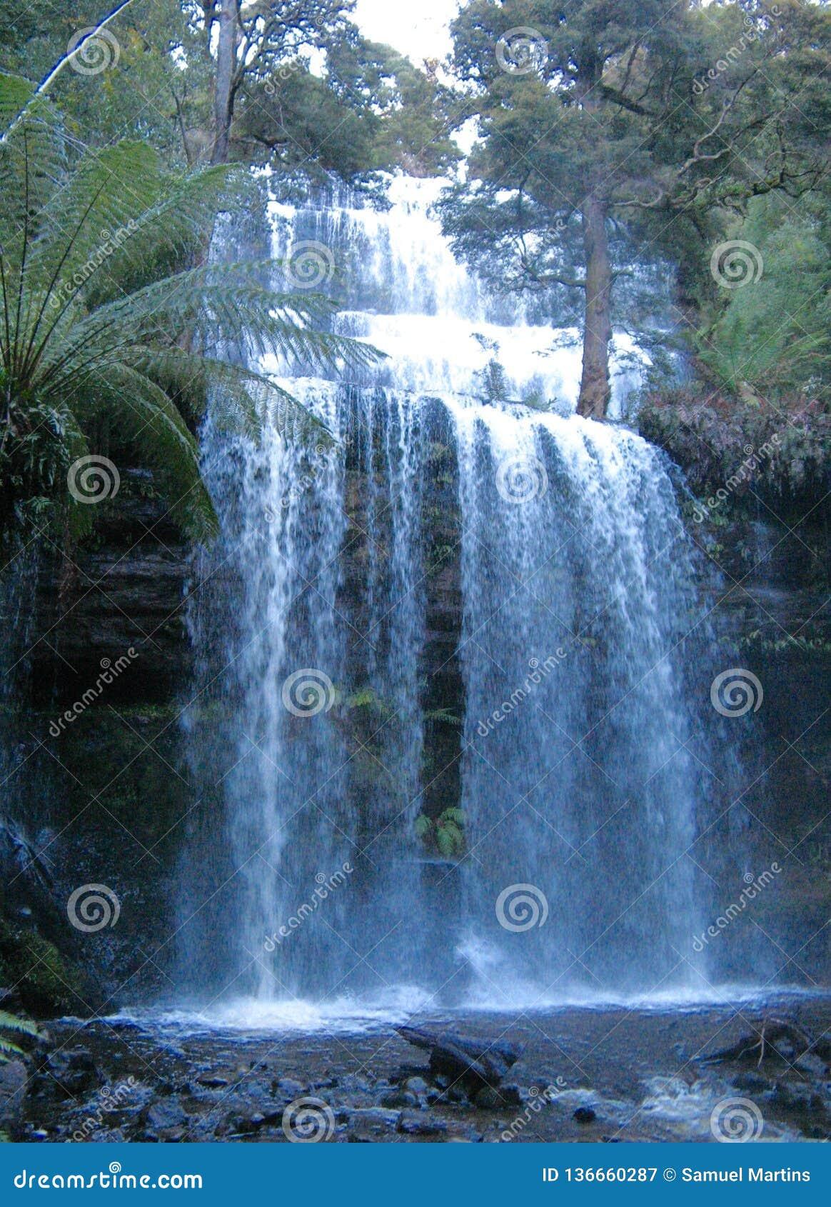 Cachoeira em Austrália