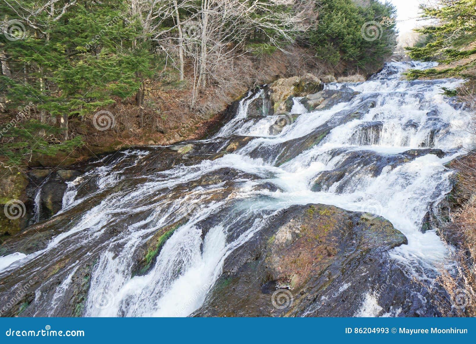 Cachoeira em Nikko Japão