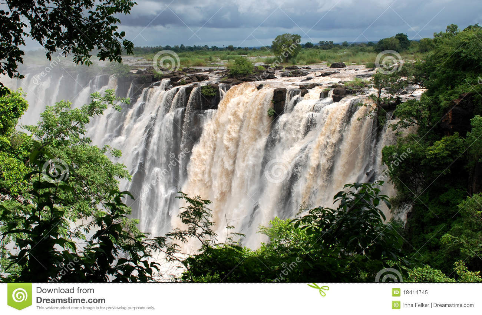 Cachoeira Victoria (África do Sul)