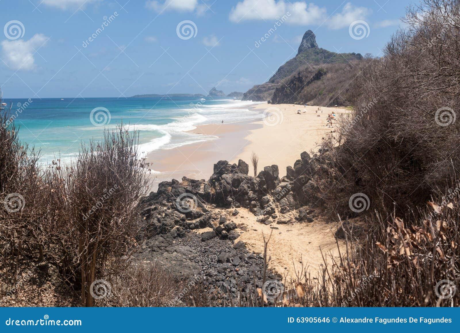 Cacimba do Padre Fernando de Noronha Island
