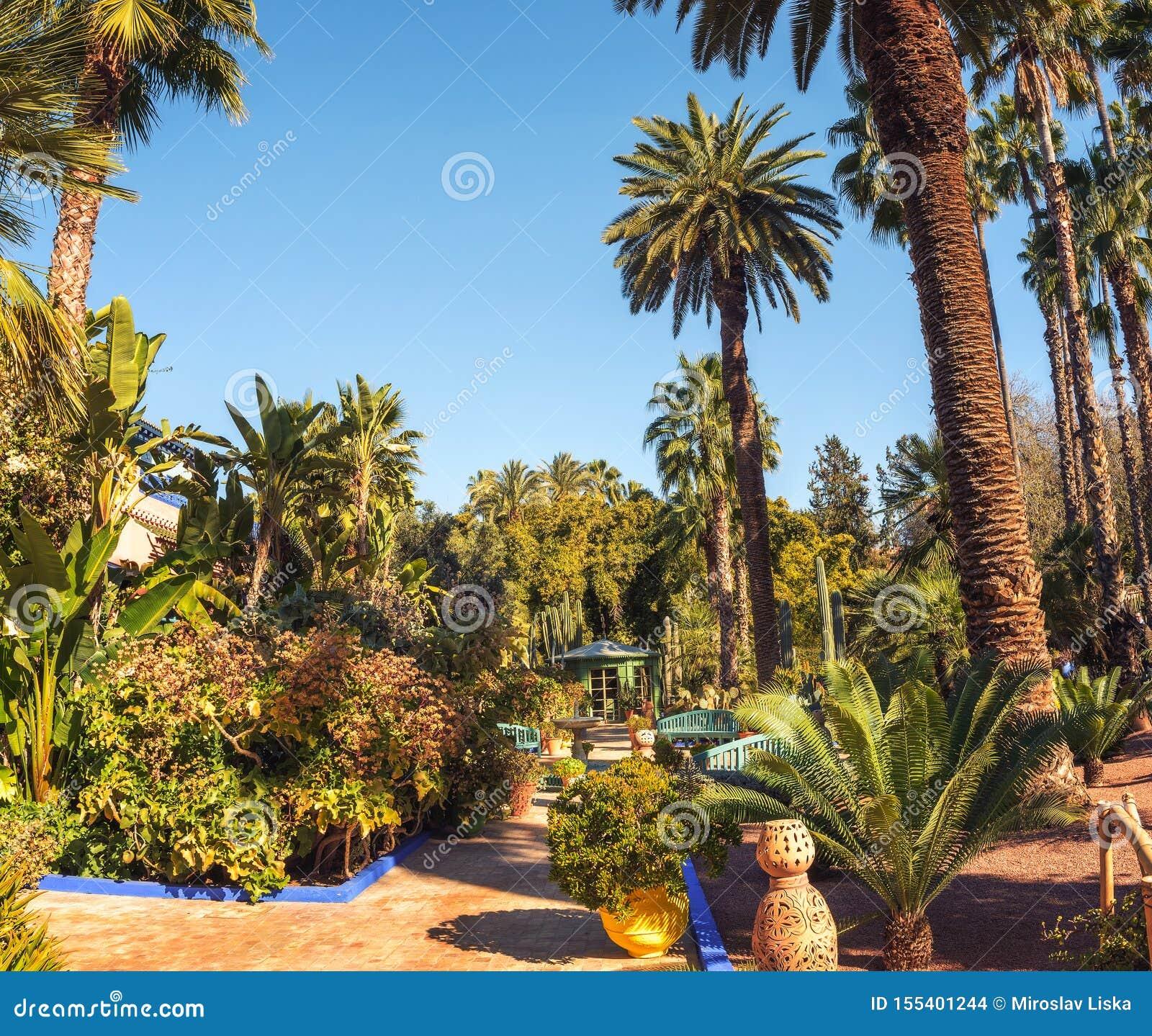 Jardin Majorelle Marrakech Prix | Mon Blog Jardinage