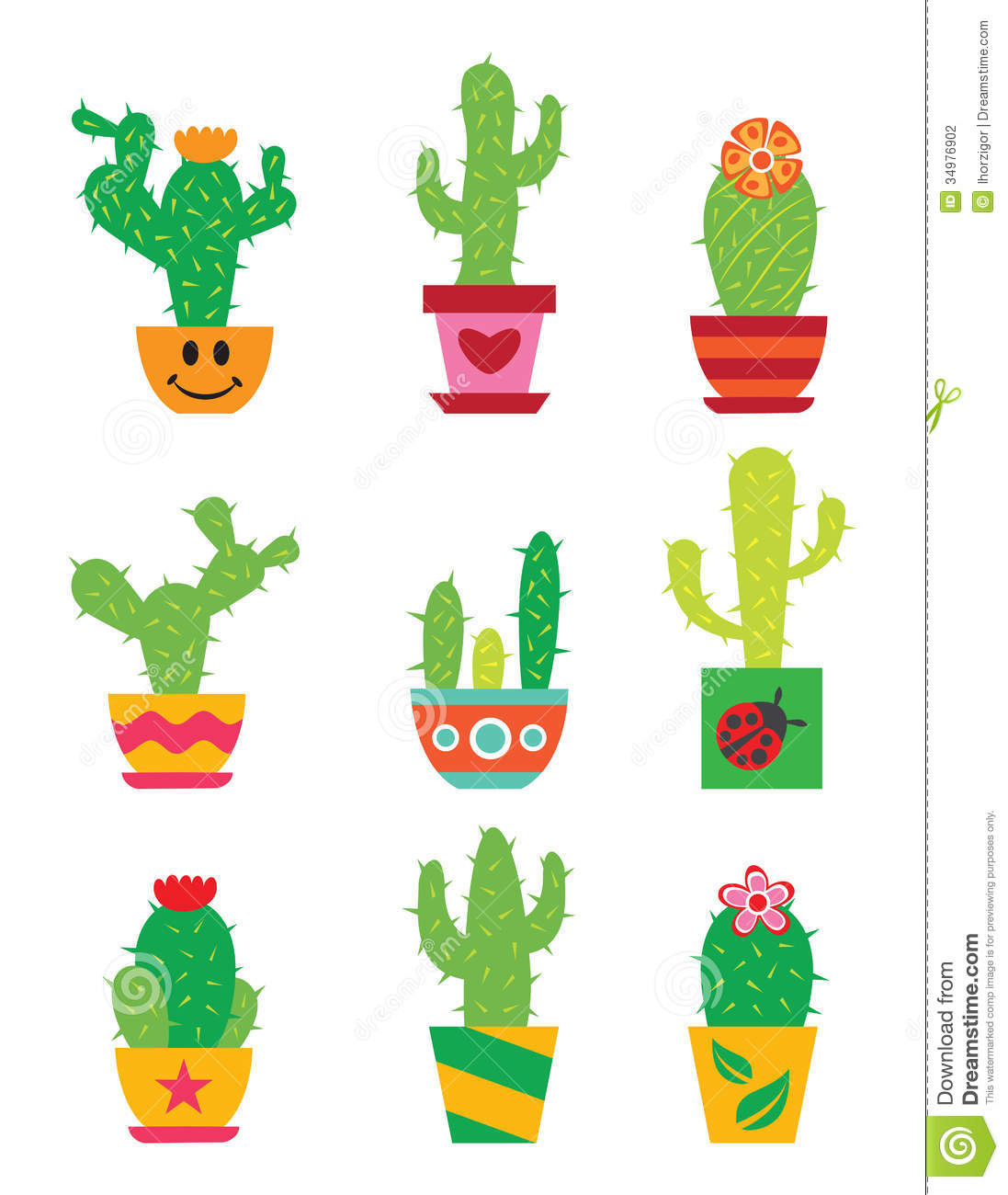 Stock Photography Cactus Set White Background Image34976902 on thumbs up clip art