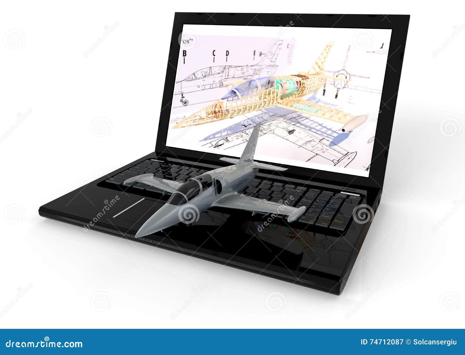 CAD αεροπορίας