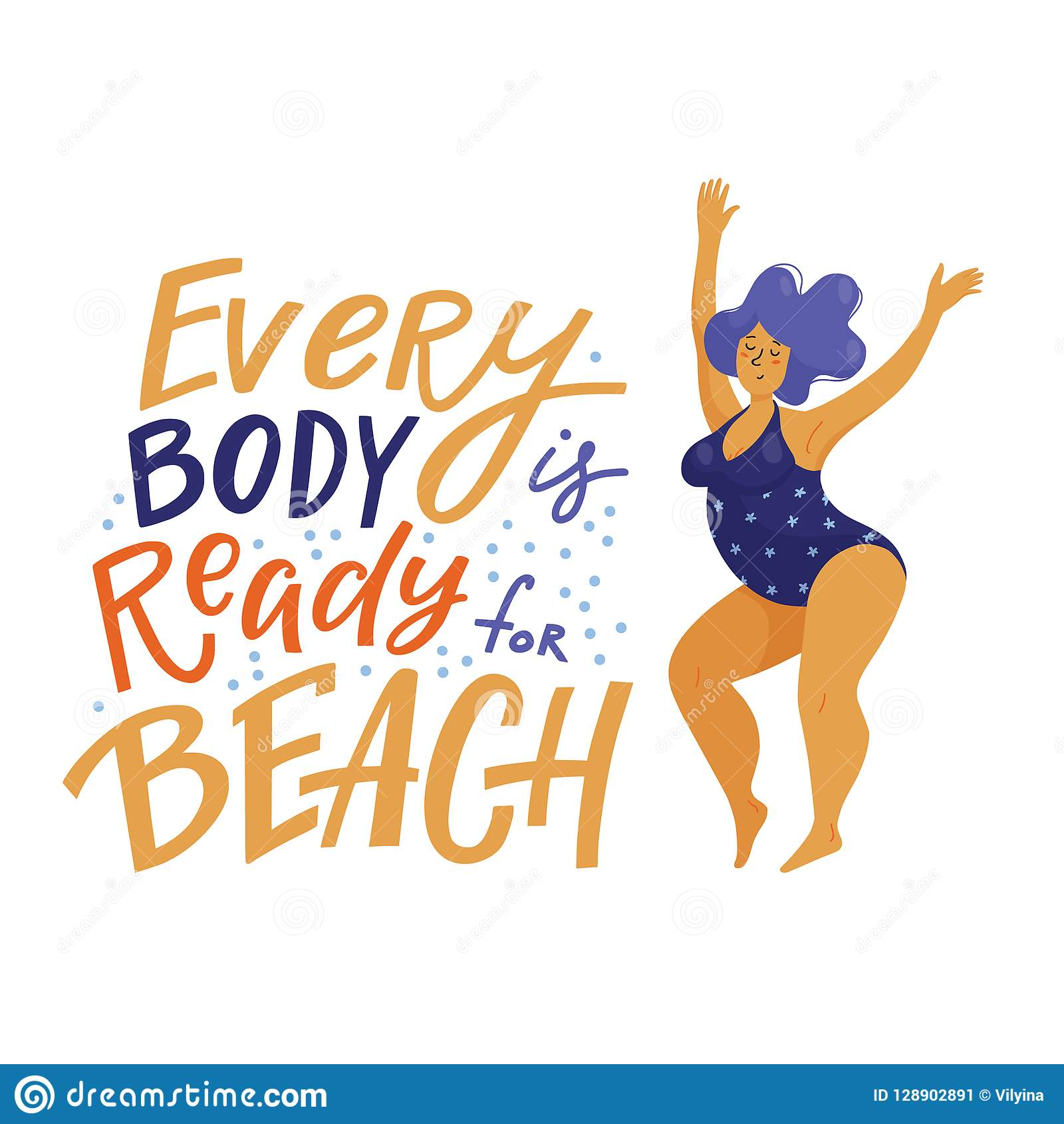 Cada cuerpo está listo para el diseño del cartel de la bandera de la playa