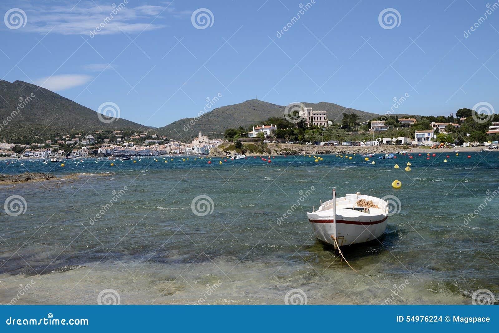 Cadaques Costa Brava, Spanien