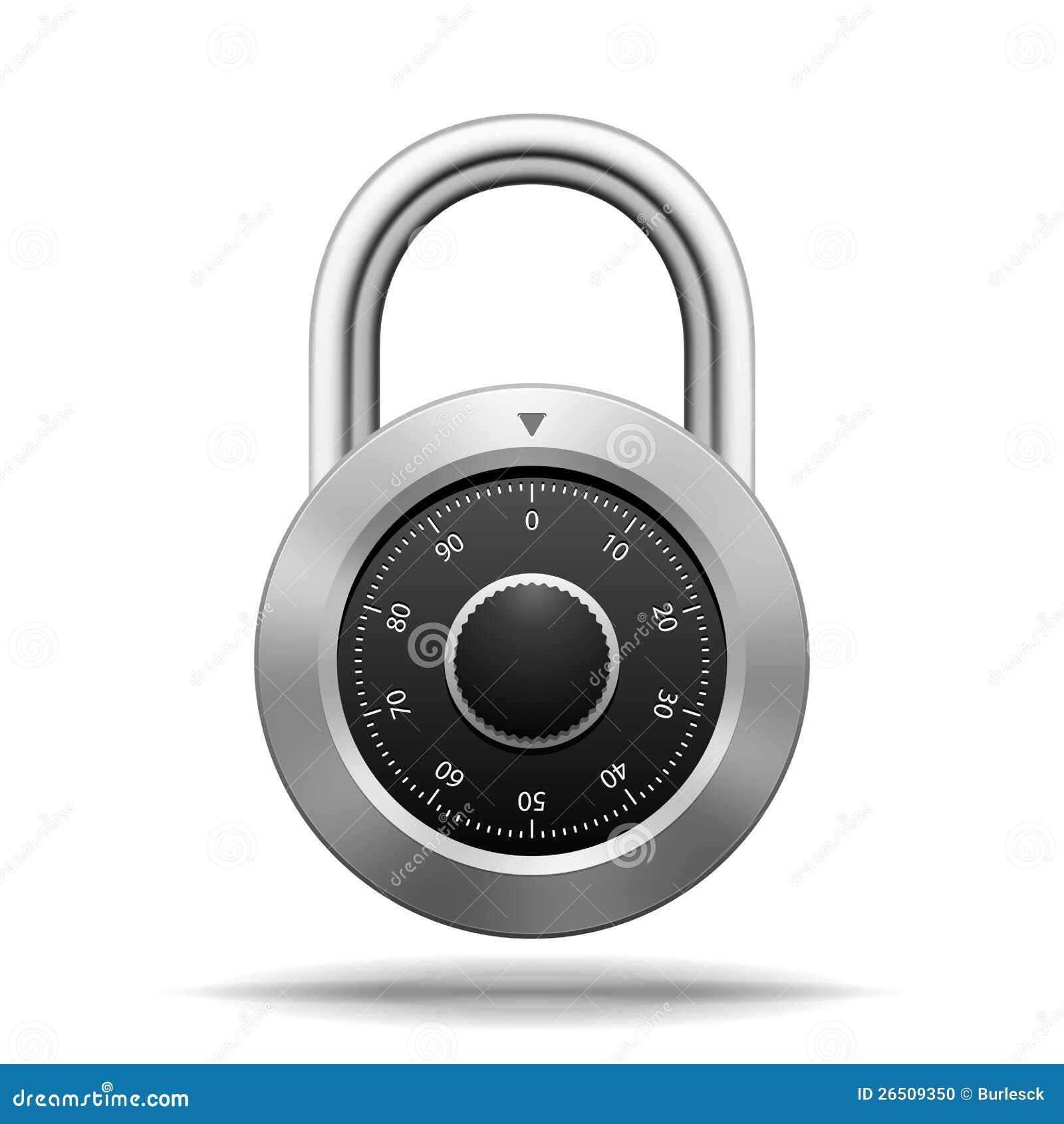Cadeado da segurança