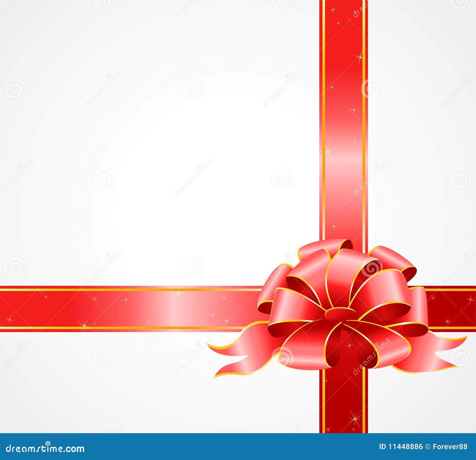 Cadeau avec une grande proue de couleur