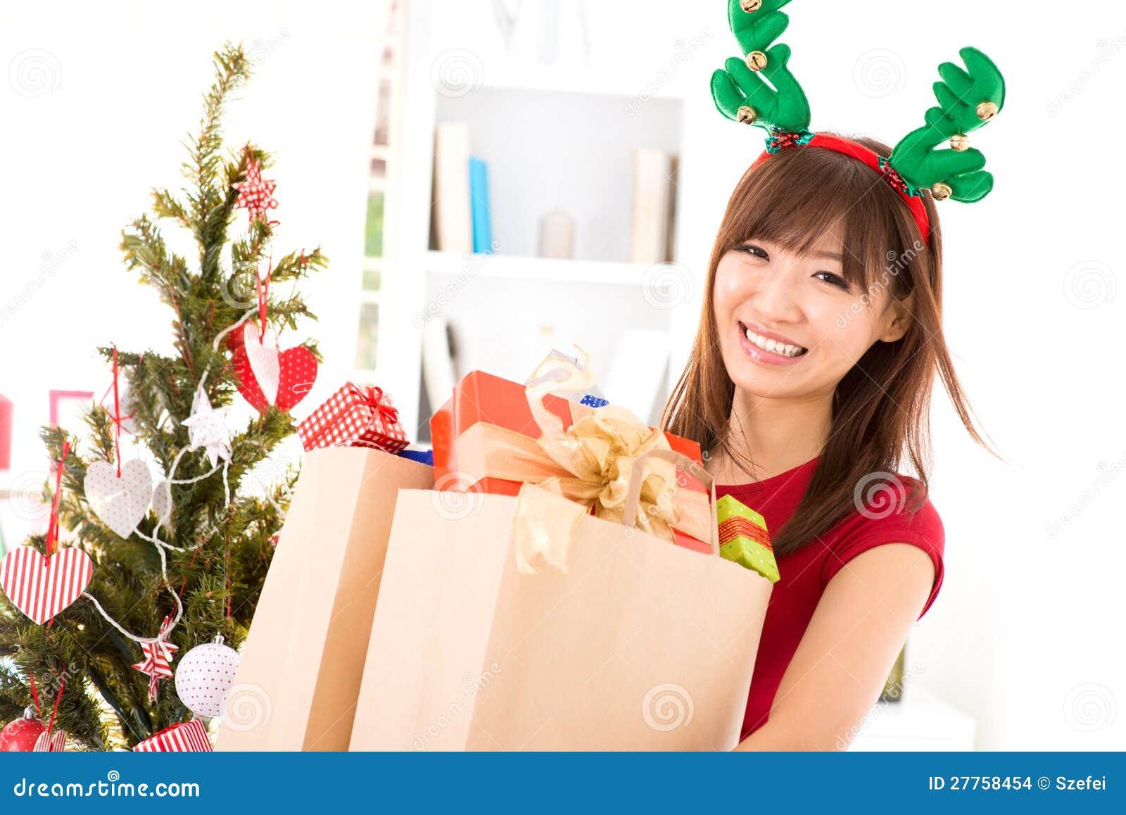 Cadeau de achat de Noël